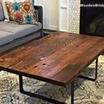 Reclaimed Wood Coffee Tables Ideas - 340 x 270