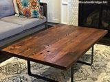 Reclaimed Wood Coffee Tables Ideas – 340 x 270
