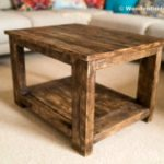 Reclaimed Wood Coffee Tables Ideas - 340 x 270 5