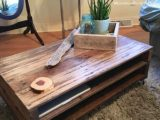 Reclaimed Wood Coffee Tables Ideas – 340 x 270 8