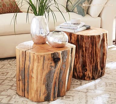 Reclaimed Wood Coffee Tables Ideas - 383 x 344