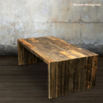 Reclaimed Wood Coffee Tables Ideas - 400 x 400