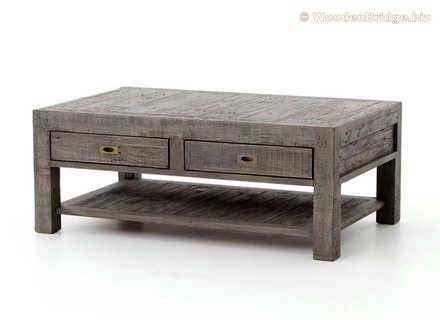 Reclaimed Wood Coffee Tables Ideas - 440 x 320 1