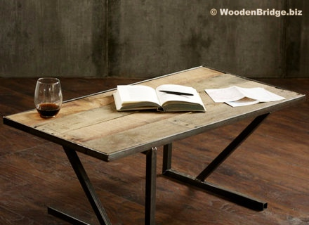 Reclaimed Wood Coffee Tables Ideas - 440 x 320 3