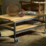 Reclaimed Wood Coffee Tables Ideas - 440 x 320 5