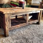 Reclaimed Wood Coffee Tables Ideas - 500 x 500