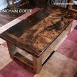 Reclaimed Wood Coffee Tables Ideas - 525 x 480