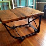 Reclaimed Wood Coffee Tables Ideas - 570 x 428 1