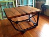 Reclaimed Wood Coffee Tables Ideas   570 x 428 1