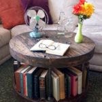 Reclaimed Wood Coffee Tables Ideas - 570 x 827