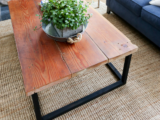 Reclaimed Wood Coffee Tables Ideas – 600 x 1200
