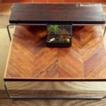 Reclaimed Wood Coffee Tables Ideas - 600 x 500 1