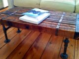 Reclaimed Wood Coffee Tables Ideas – 600 x 500