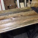 Reclaimed Wood Coffee Tables Ideas - 620 x 465 1
