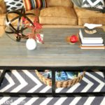 Reclaimed Wood Coffee Tables Ideas - 625 x 416