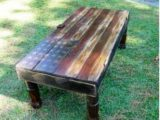 Reclaimed Wood Coffee Tables Ideas – 625 x 677