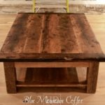 Reclaimed Wood Coffee Tables Ideas - 640 x 427