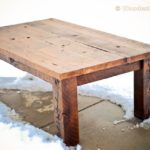 Reclaimed Wood Coffee Tables Ideas - 640 x 428