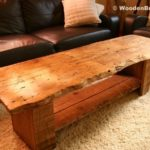 Reclaimed Wood Coffee Tables Ideas - 640 x 458