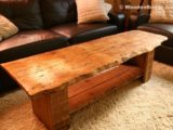 Reclaimed Wood Coffee Tables Ideas   640 x 458