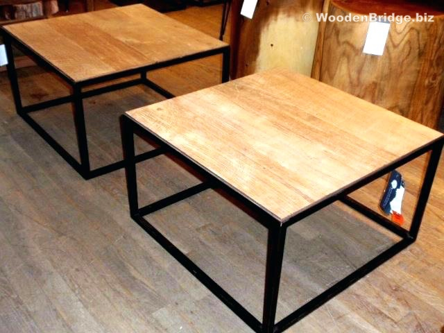 Reclaimed Wood Coffee Tables Ideas - 640 x 480
