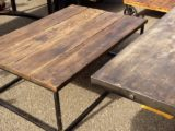 Reclaimed Wood Coffee Tables Ideas   640 x 640 4
