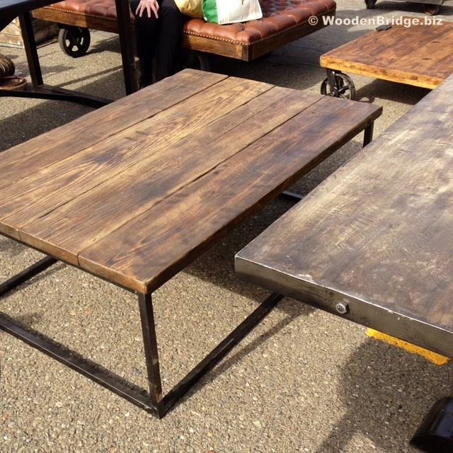 Reclaimed Wood Coffee Tables Ideas – 640 x 640 4