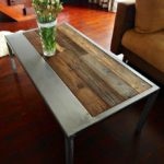 Reclaimed Wood Coffee Tables Ideas - 670 x 900