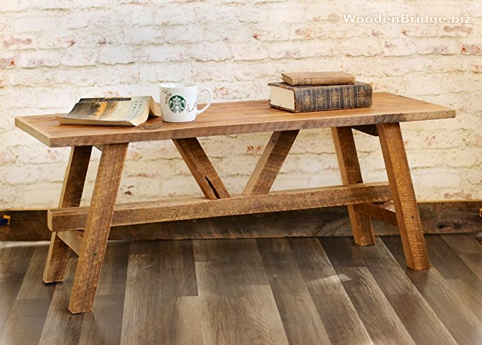 Reclaimed Wood Coffee Tables Ideas - 698 x 500