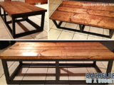 Reclaimed Wood Coffee Tables Ideas – 712 x 509