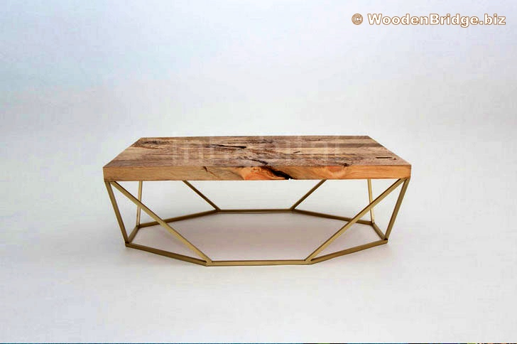 Reclaimed Wood Coffee Tables Ideas - 728 x 484