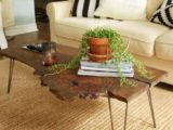 Reclaimed Wood Coffee Tables Ideas   728 x 916