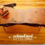 Reclaimed Wood Coffee Tables Ideas - 792 x 528