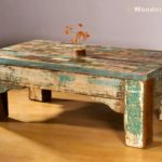 Reclaimed Wood Coffee Tables Ideas - 820 x 531