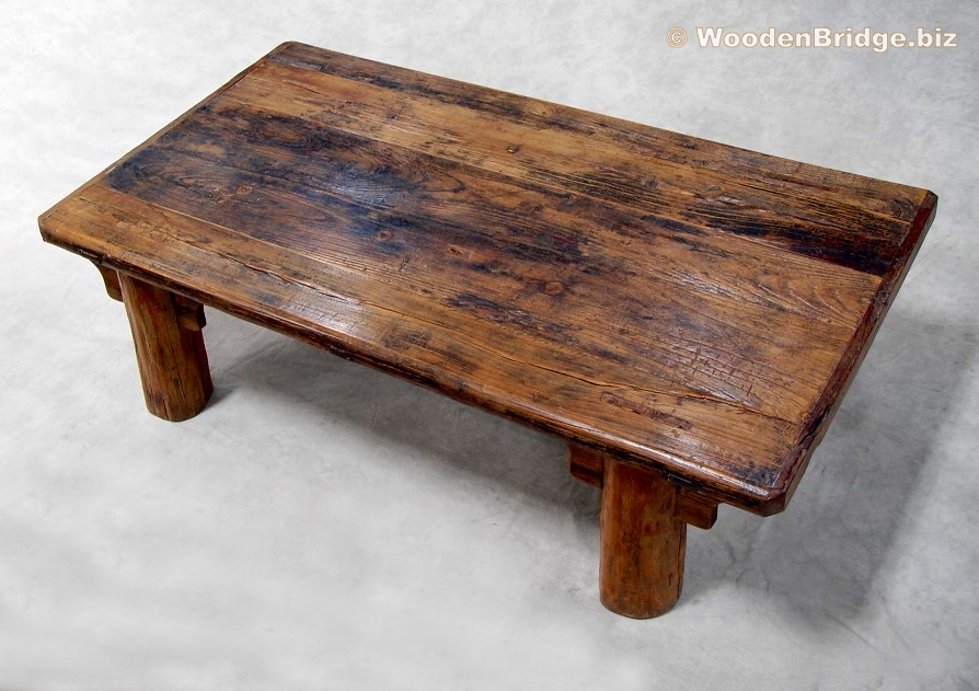 Reclaimed Wood Coffee Tables Ideas - 894 x 631