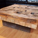 Reclaimed Wood Coffee Tables Ideas - 900 x 686