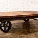 Reclaimed Wood Coffee Tables Ideas - 950 x 536