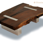 Reclaimed Wood Coffee Tables Ideas - 986 x 620