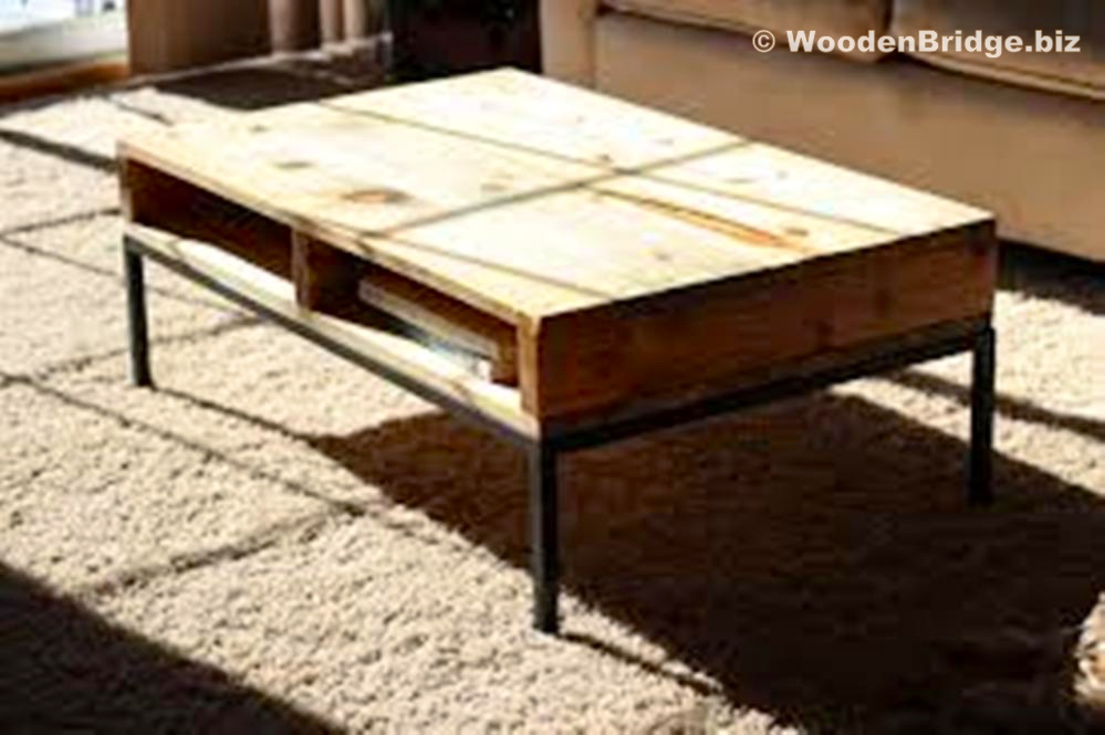 Reclaimed Wood Coffee Tables Ideas - 999 x 665