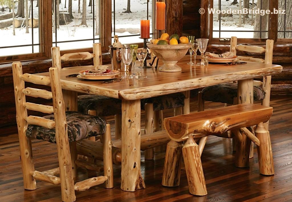 Reclaimed Wood Dining Table Ideas - 1024 x 707