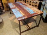Reclaimed Wood Dining Table Ideas   1024 x 768 3