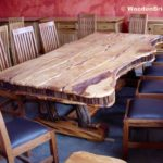Reclaimed Wood Dining Table Ideas - 1024 x 768 4