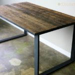 Reclaimed Wood Dining Table Ideas - 1250 x 833