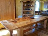 Reclaimed Wood Dining Table Ideas – 1400 x 1050