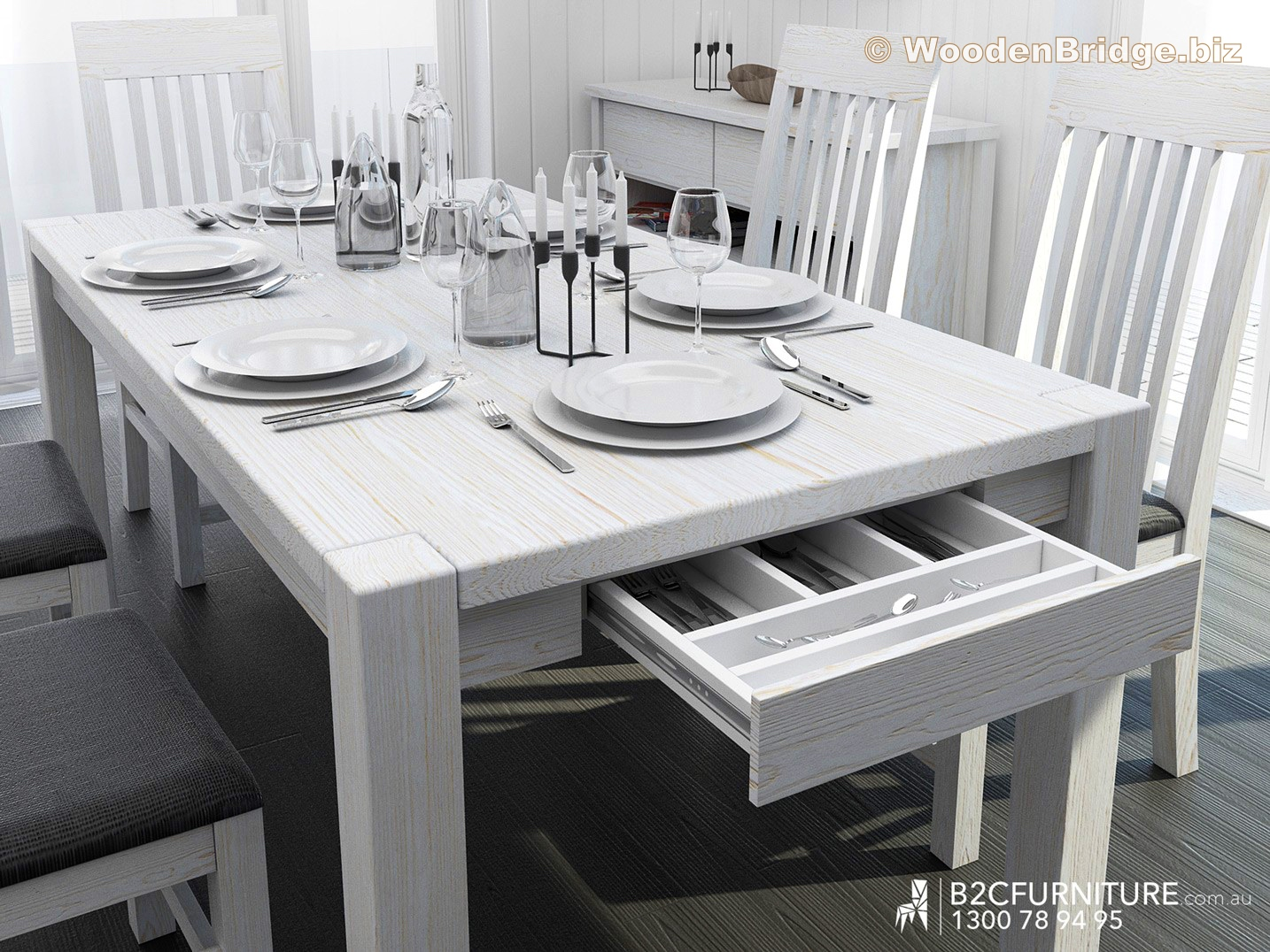 Reclaimed Wood Dining Table Ideas – 1434 x 1076