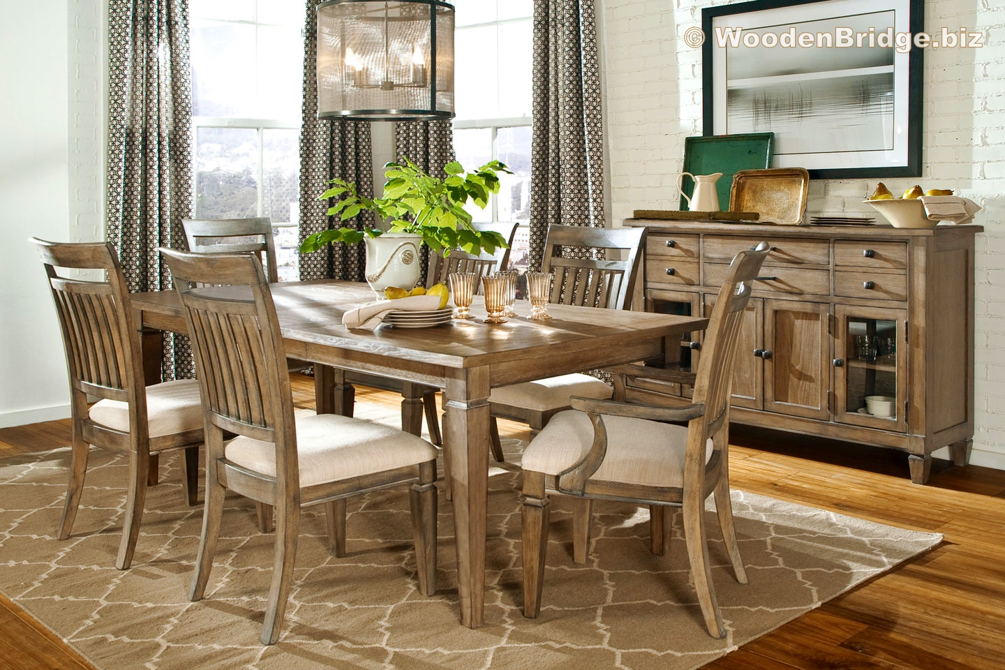 Reclaimed Wood Dining Table Ideas - 1440 x 960