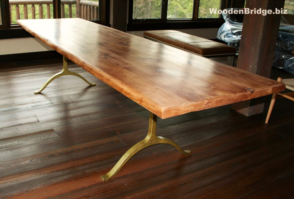 Reclaimed Wood Dining Table Ideas - 1500 x 1015