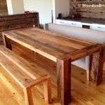 Reclaimed Wood Dining Table Ideas - 1500 x 1125