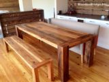 Reclaimed Wood Dining Table Ideas – 1500 x 1125