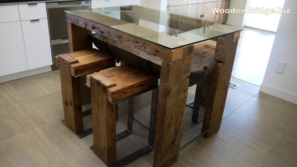 Reclaimed Wood Dining Table Ideas - 1500 x 843